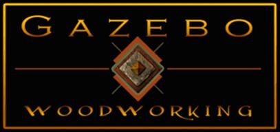 Gazebo woodworking